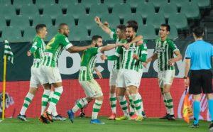 Real Betis 3-2 Alaves