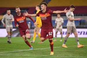 Roma 3-0 FC Shakhtar Donetsk