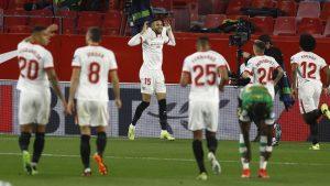Sevilla 1-0 Real Betis