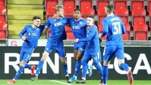 Slavia Praha 1-1 Rangers