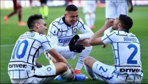 Torino 1-2 Inter Milan