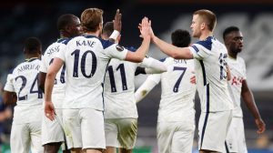 Tottenham Hotspur 2-0 Dinamo Zagreb