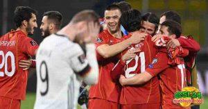 Germany 1-2 North Macedonia