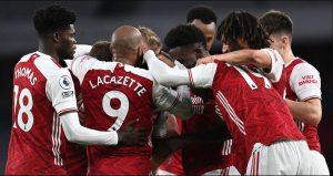 Arsenal 3-1 West Bromwich