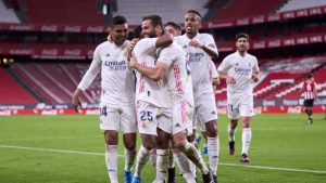 Athletic Bilbao 0-1 Real Madrid