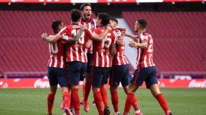 Atletico Madrid 2-1 Osasuna