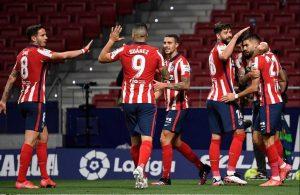 Atletico Madrid 2-1 Real Sociedad