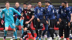 Freiburg 2-2 Bayern Munchen