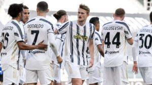 Juventus 3-2 Inter Milan