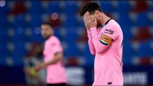 Levante 3-3 FC Barcelona