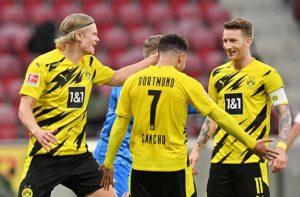 Mainz 1-3 Borussia Dortmund