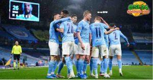 Manchester City 2-0 Paris Saint Germain