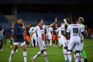 Montpellier 2-2 (5-6) Paris Saint Germain