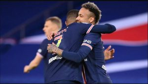 Paris Saint Germain 4-0 Reims