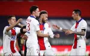 Rennes 1-1 Paris Saint Germain
