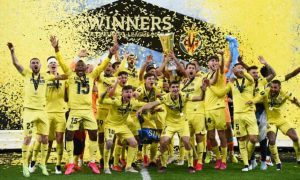 Villarreal 1-1(11-10) Manchester United