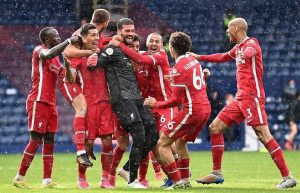 West Bromwich 1-2 Liverpool