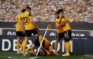 Wolves 2-1 Brighton Hove Albion