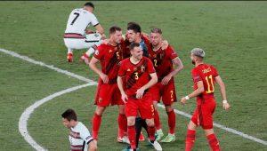 Belgium 1-0 Portugal