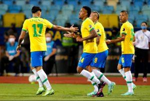 Brazil 1-1 Ecuador