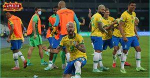 Brazil 2-1 Colombia