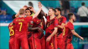 Finland 0-2 Belgium
