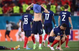 France 3-3(4-5) Switzerland