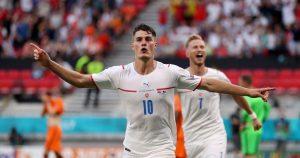 Netherlands 0-2 Czech