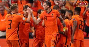 Netherlands 2-0 Austria