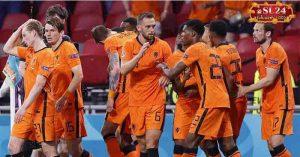 Netherlands 3-2 Ukraine