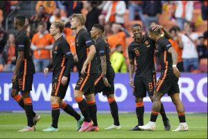 North Macedonia 0-3 Netherlands