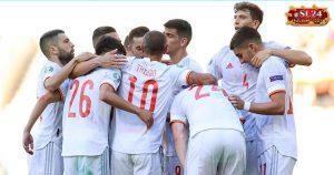 Slovakia 0-5 Spain