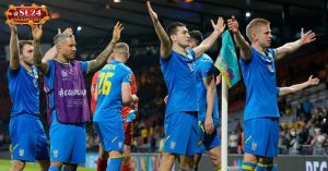 Sweden 1-2 Ukraine