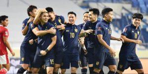 Thailand 2-2 Indonesia