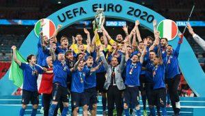 Italy 1-1 England