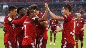 Bayern Munchen 3-2 FC Koln