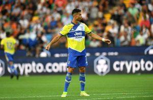 Udinese 2-2 Juventus
