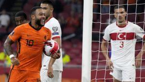 เนเธอร์แลนด์ 6-1 ตุรกี