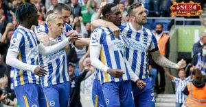 Brighton 2-1 Leicester City