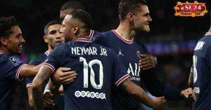 Paris Saint Germain 2-1 Lyon