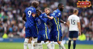Tottenham Hotspur 0-3 Chelsea