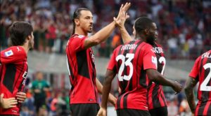 AC Milan 2-0 Lazio