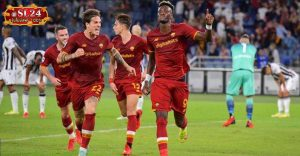 AS Roma 1-0 Udinese