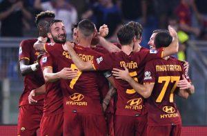 AS Roma 2-1 Sassuolo