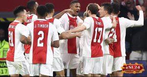 Ajax 2-0 Besiktas