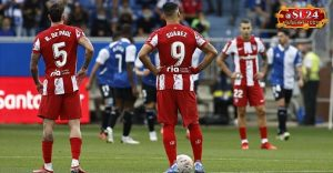 Alaves 1-0 Atletico Madrid