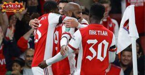 Arsenal 3-0 AFC Wimbledon