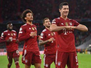 Bayern Munchen 5-0 Dynamo Kyiv