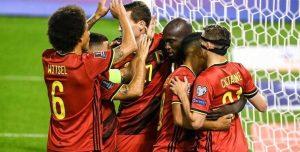 Belgium 3-0 Czech