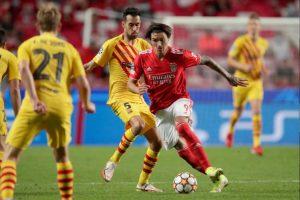 Benfica 3-0 FC Barcelona
